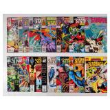 (14) Marvel Dr. Strange Comics