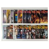 (20) the Crow Comics