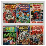 (6) Vintage Marvel Comics Lot #1