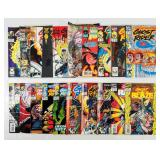 (20) Marvel Ghost Rider Comics