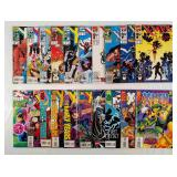 (20) Marvel X-Men Comics Lot #2