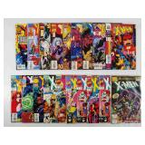 (19) Marvel X-Men Comics Lot #4