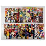 (21) Marvel X Factor Comics