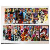 (23) Marvel Comics Lot #1