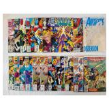 (20) Marvel Comics Lot #8