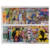 (20) Marvel Comics Lot #11