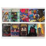 (10) DC Comics Batman