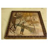2 Vintage hunting Pictures (small)