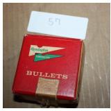 135 22 cal 224 50-55GR Hollow point bullets