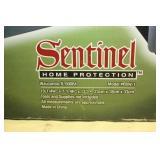 Sentinel Pistol safe