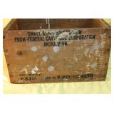 Federal US Property shell box