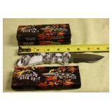 3 Buck Shot Cutlery Knives