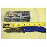 2 Frost Cutlery True Blue 11 Special Forces Knive