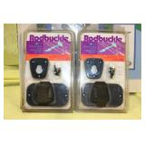 Rod rack and buckles