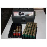 """Shell case w/2 1/2 boxes 12 guage 6&8 shot 2 3/4""""N"""