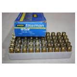 1 box 40 Smith & Wesson pistol 180 Gr Ammo