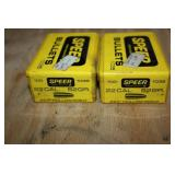 2 boxes 22 cal 56 Gr .224 Hollow point
