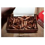 2 boxes 25 Cal. 75 Gr .257 Hollow Point