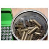 357 pistol brass