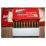New 30-30 Brass vintage Remington boxes (5)