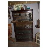 ANTIQUE LAWYERS CABINET