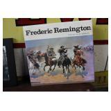 FREDRIC REMINGTON COFFEE TABLE BOOK
