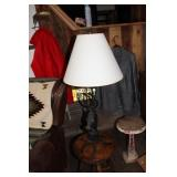 HORSEHEAD TABLE LAMP