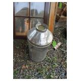 STAINLESS MILK CAN