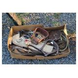 LOT OF MISC HORSE TACK