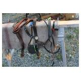 BLINDERS LEADS MISC HORSE TACK