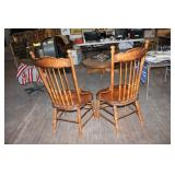 WELL BUILT KITCHEN CHAIRS