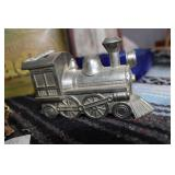 TOY TRAIN COIN BANK