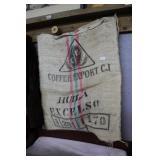 COFFEE EXPORT C.I. BURLAP BAG