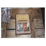 """""""COLORADO 1870-2000"""" A HISTORY BOOK OF COLORADO"""