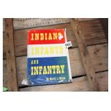 """""""INDIANS INFANTS AND INFANTRY"""" BY MERRIL J MATTES"""