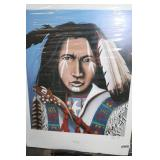 """""""WHITE CROW""""SIGNED AND NUMBERED PRINT"""