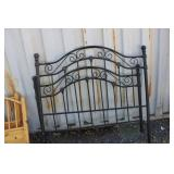 METAL FULL SIZE BED