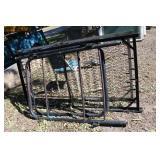 metal frame bed springs