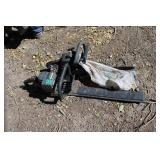GAS EDGER AND CRAFTSMEN CHAINSAW