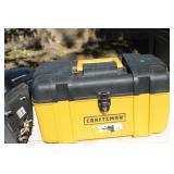 CRAFTSMEN TOOL BOX AND CONTENTS