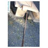 ANTQ. WOOD OR ICE AUGER