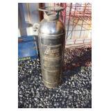 VTG. PTRENE SODA ACID FIRE EXTINGUISHER