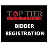 BIDDER REGISTRATION