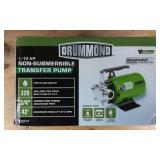 1/10 HP NON-SUBMERSIBLE TRANSFER PUMP