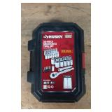 HUSKY 30PC 1/4IN DRIVE SCKT WRNCH ST