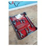 5PC MM COMBO RATCHET WRENCH SET