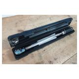 "TORQUE WRENCH 3/8"" DR 20-100 FT LB"