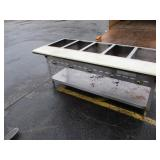 5 Well Steam Table