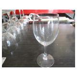 Lot of 11 Wine Glasses
