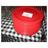 Lot of 15 Plates
